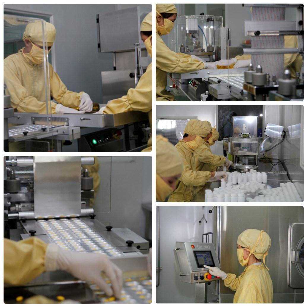 quy trình sản xuất thực phẩm chức năng 6